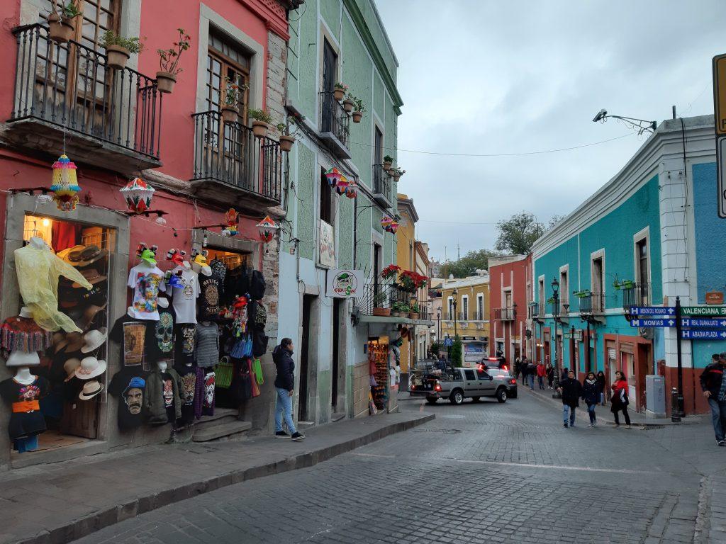 Guanajuato Meksyk Mexico