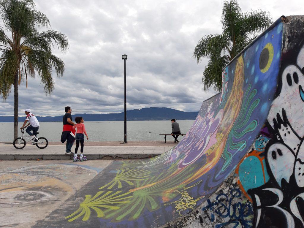 Chapala, jezioro Chapala, Jalisco, Meksyk