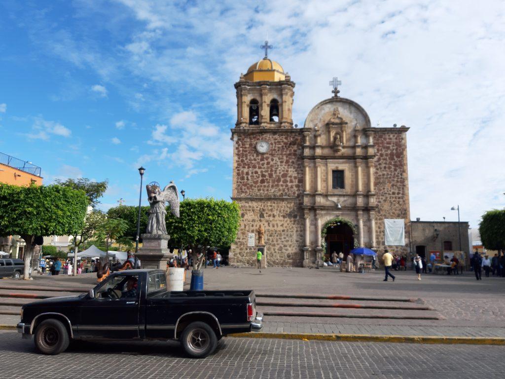 Tequila centrum, Jalisco, Meksyk