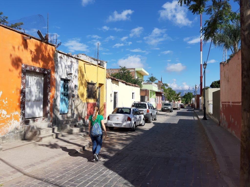 Tequila centrum, Jalisco, Meksyk, Mexico