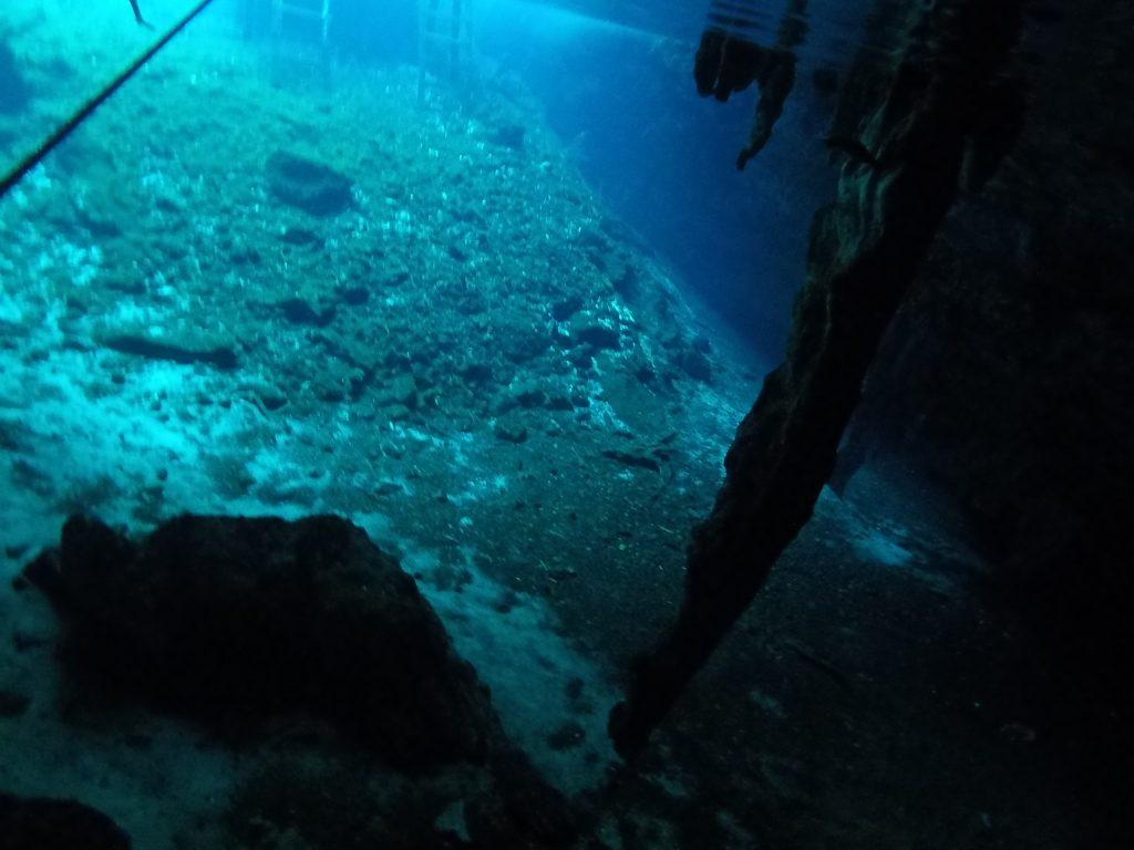 cenote, Jukatan, Yucatan, Meksyk, Mexico