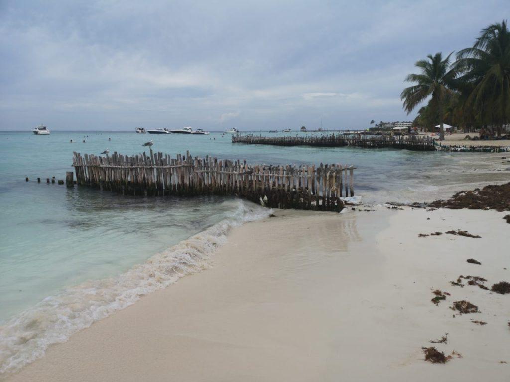 Isla Mujeres, beach, Mexico, Yucatan, plaża, Jukatan, Meksyk