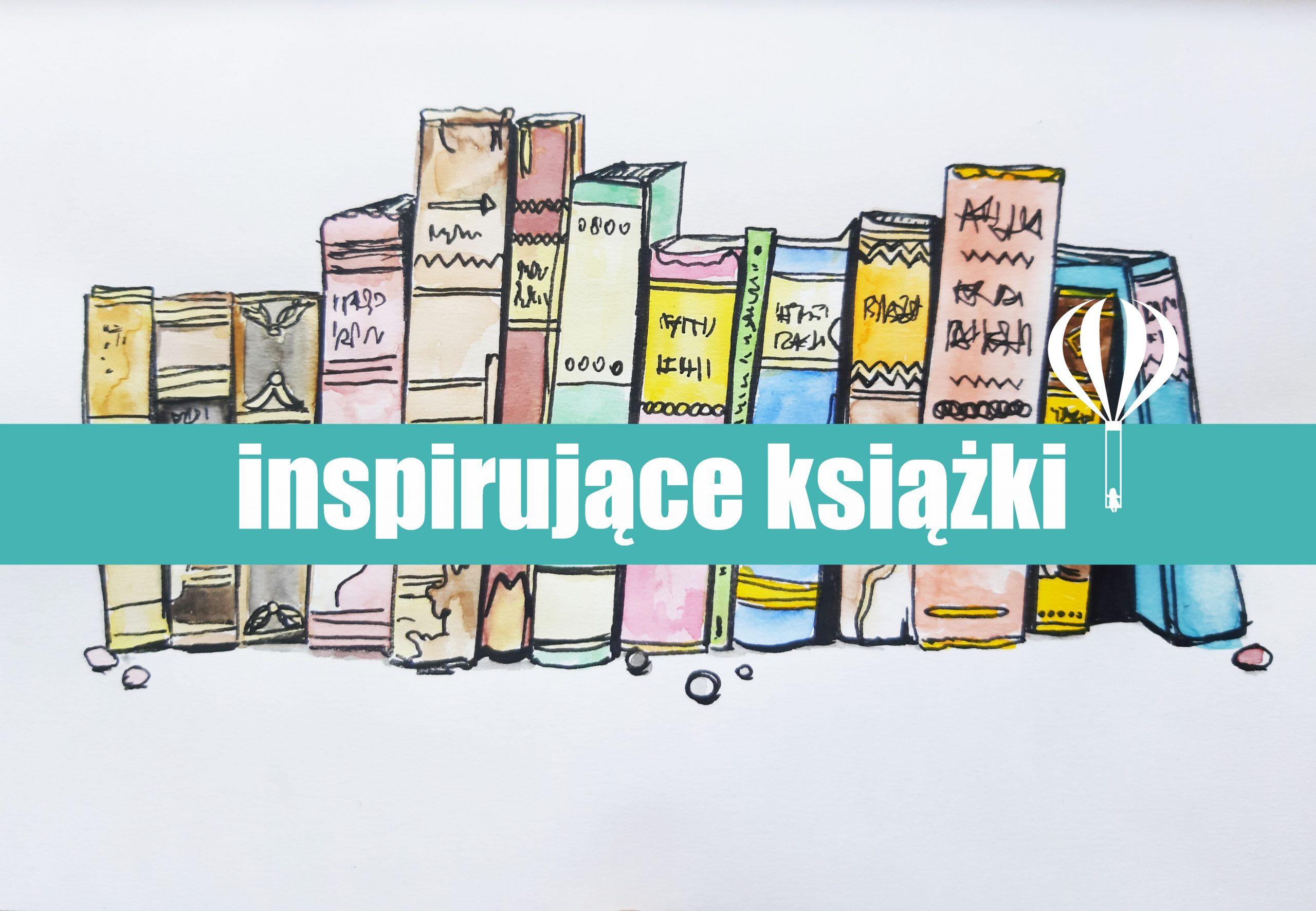 inspirujące książki