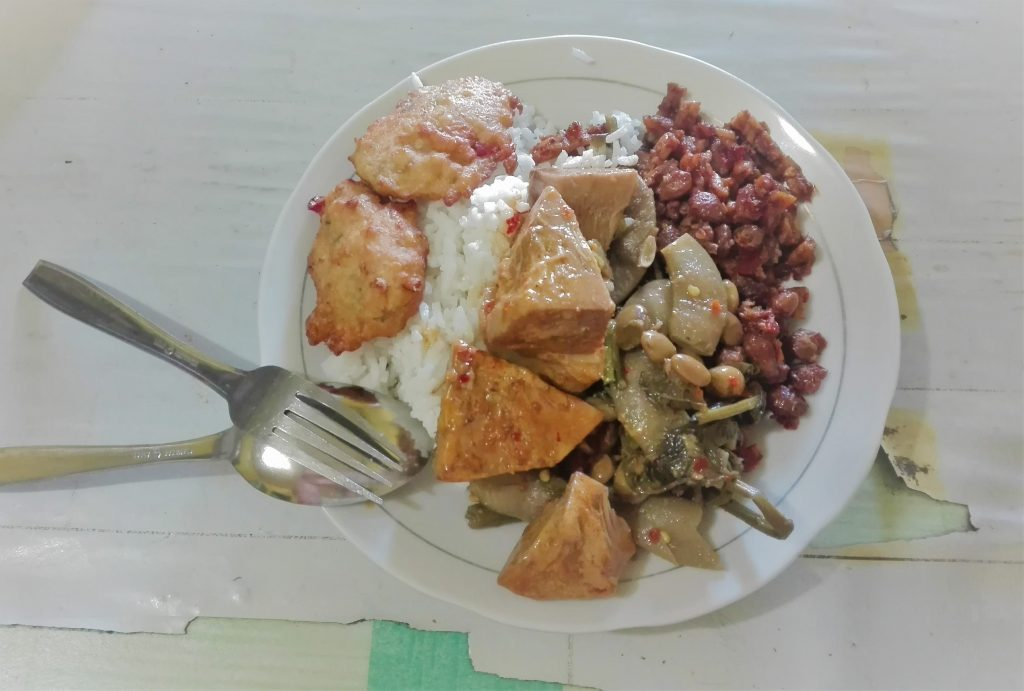 jedzenie w Indonezji
