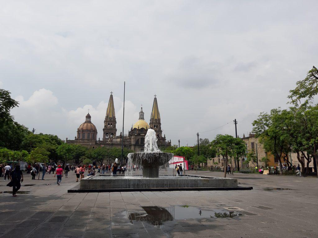 Guadalajara centrum, Meksyk