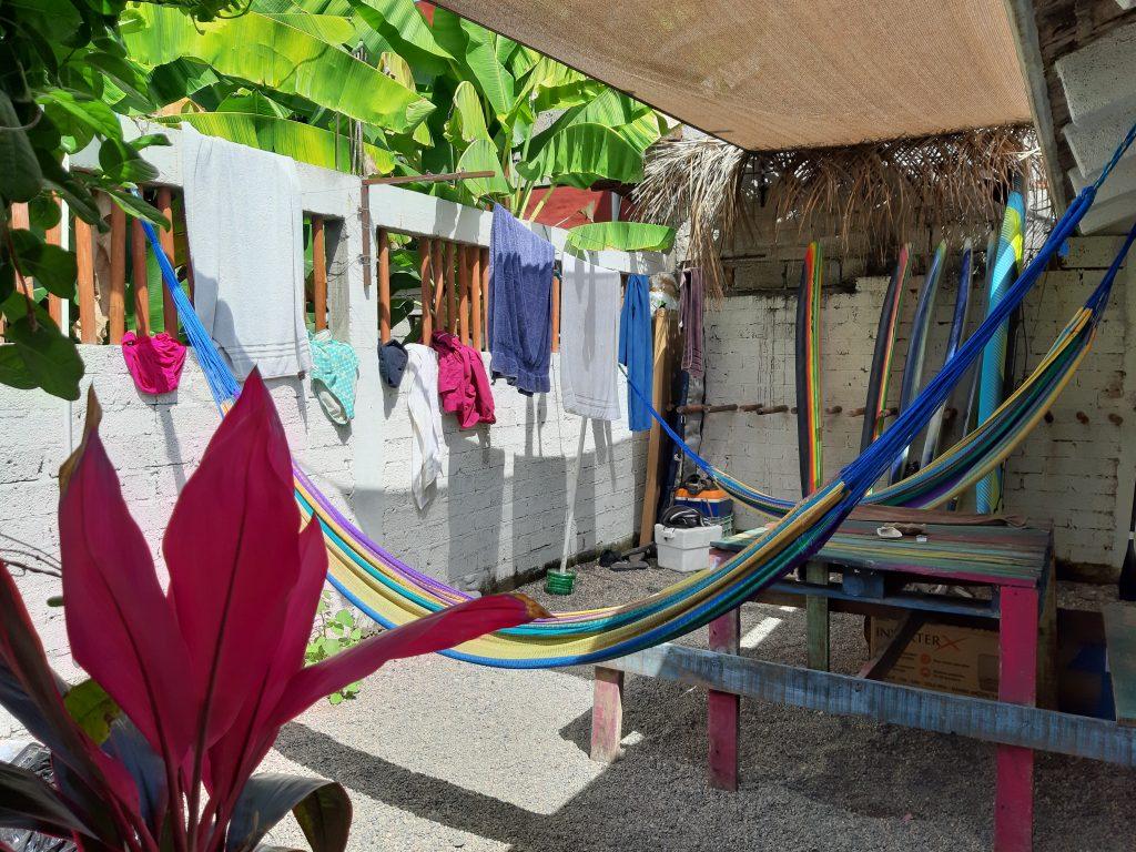 Shaka Surf House Hostel San Pancho Mexico