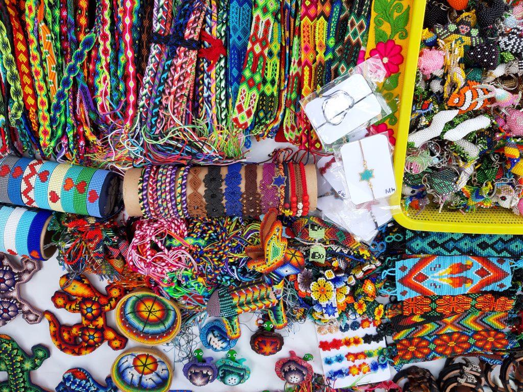 local Mexican jewelry San Pancho San Francisco Mexico