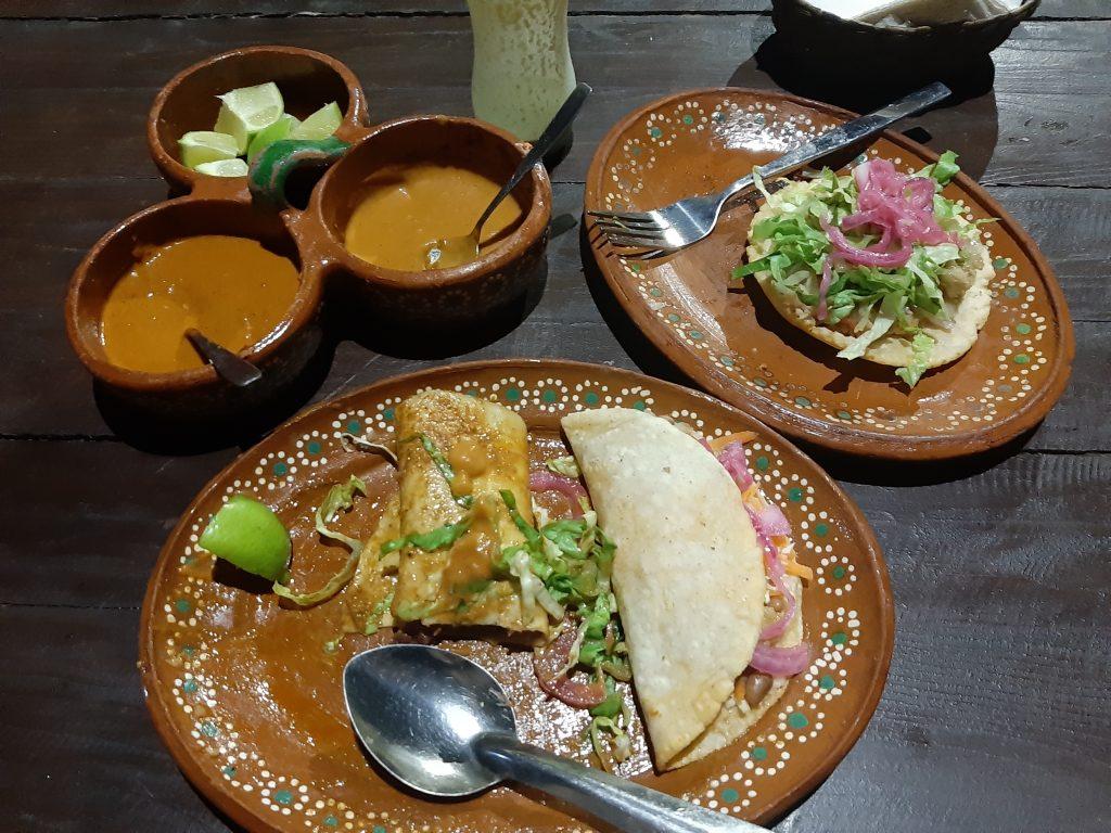 San Pancho San Francisco Mexico vegan food restaurant Itzalanyasayan