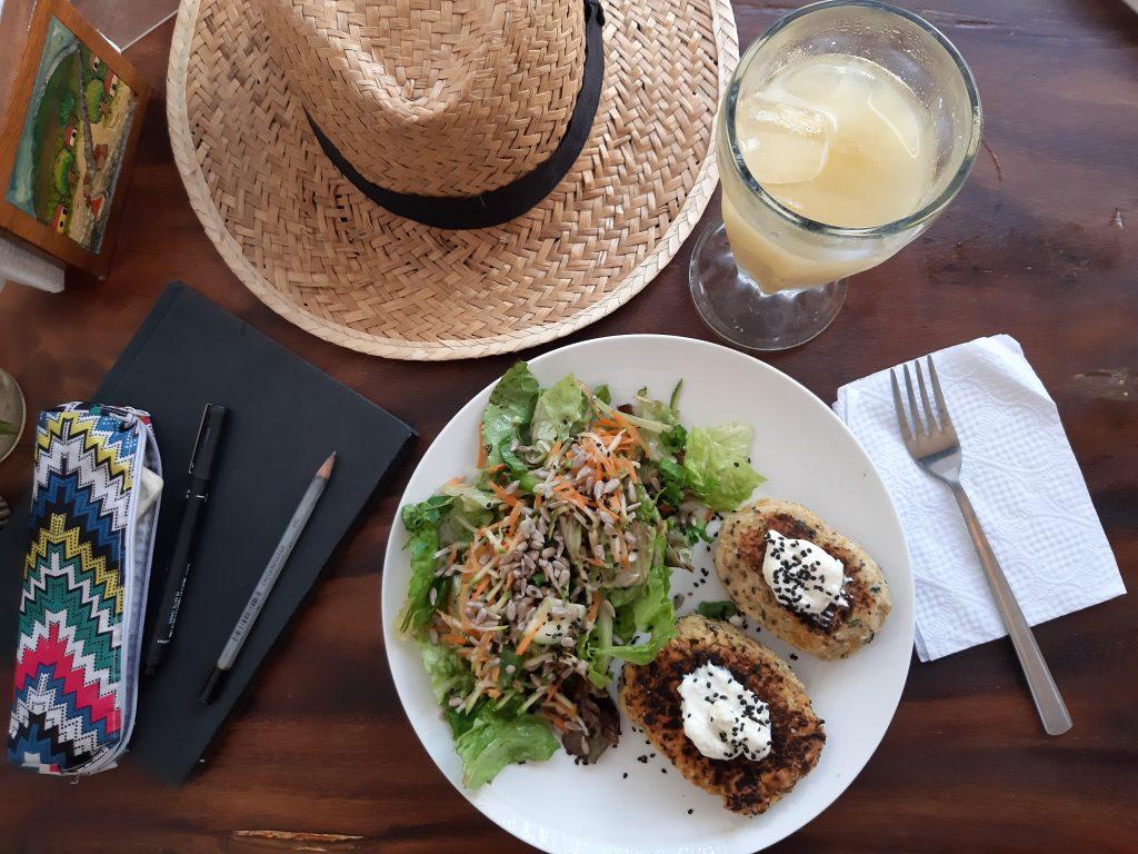 SAyulita Meksyk restauracja Americua wegańskie jedzenie