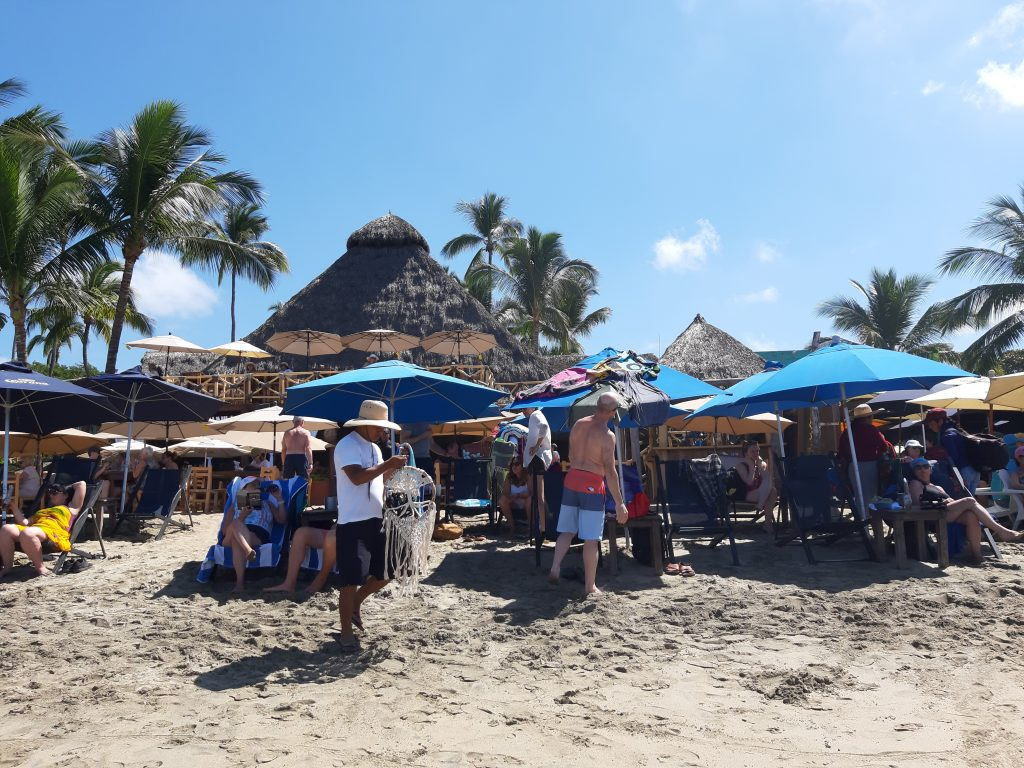 SAyulita Meksyk plaża Sayulita