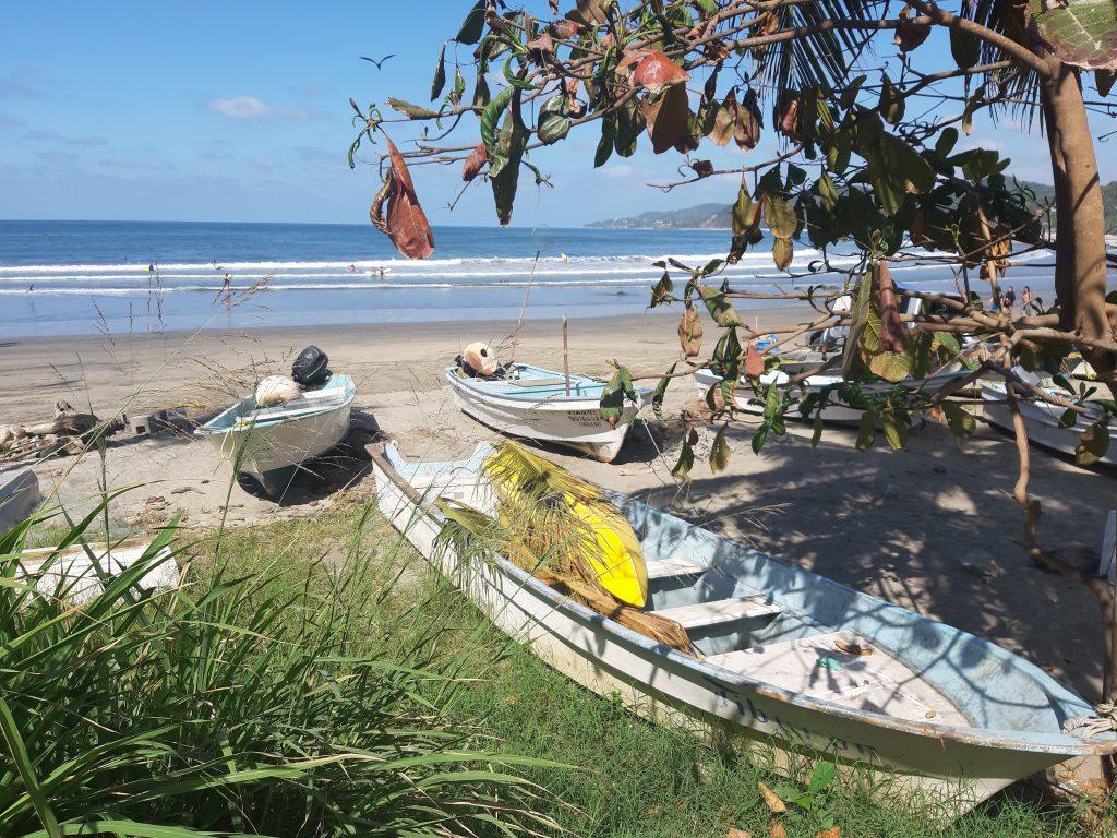 SAyulita Meksyk plaża