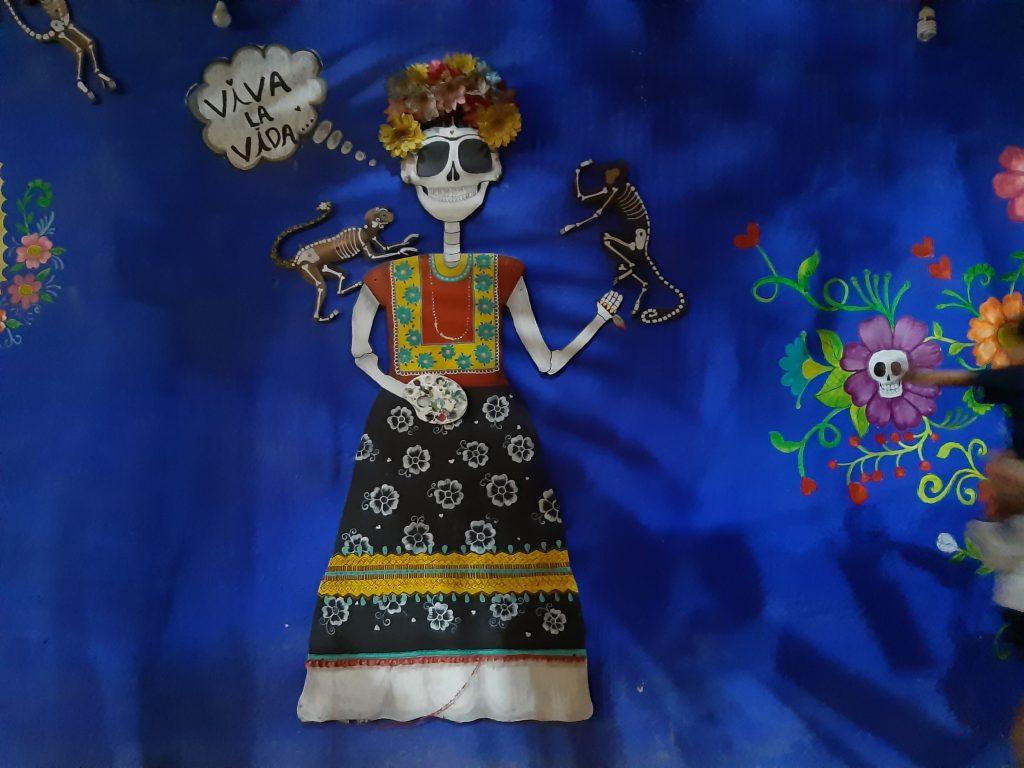 SAyulita Meksyk streetart