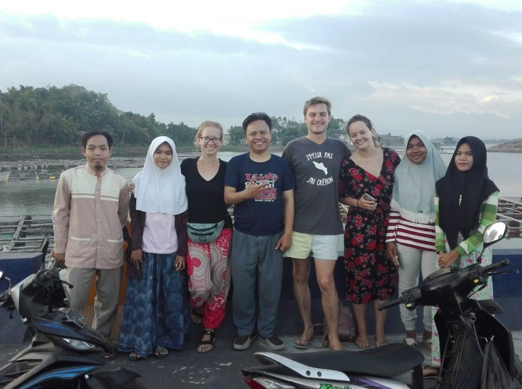 Indonezja wyspa Lombok zalew
