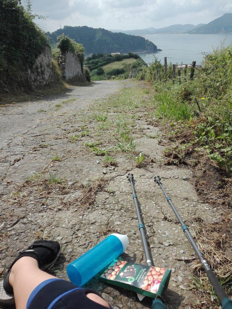 na trasie mewy camino del norte camino de santiago Hiszpania
