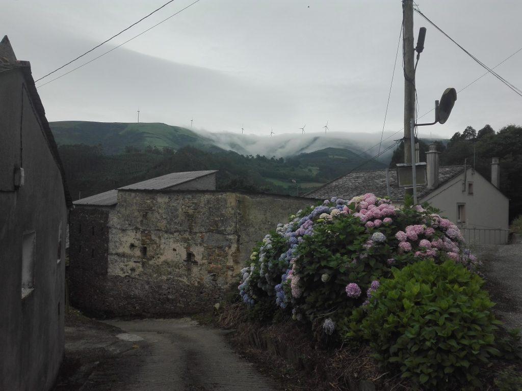 camno del norte camino de santiago hiszpania