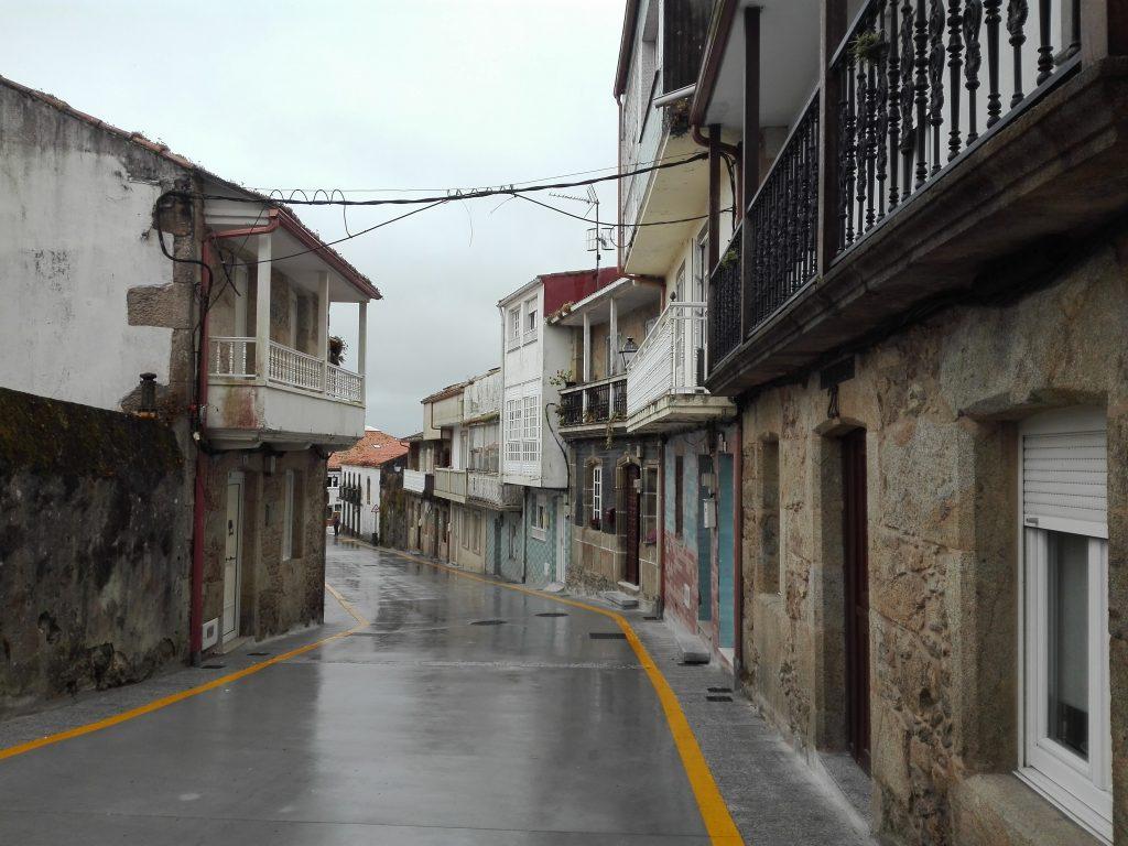 Fisterra koniec świata camino de Santiago Hiszpania