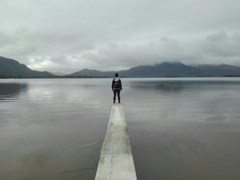 Kilarney jezioro Irlandia