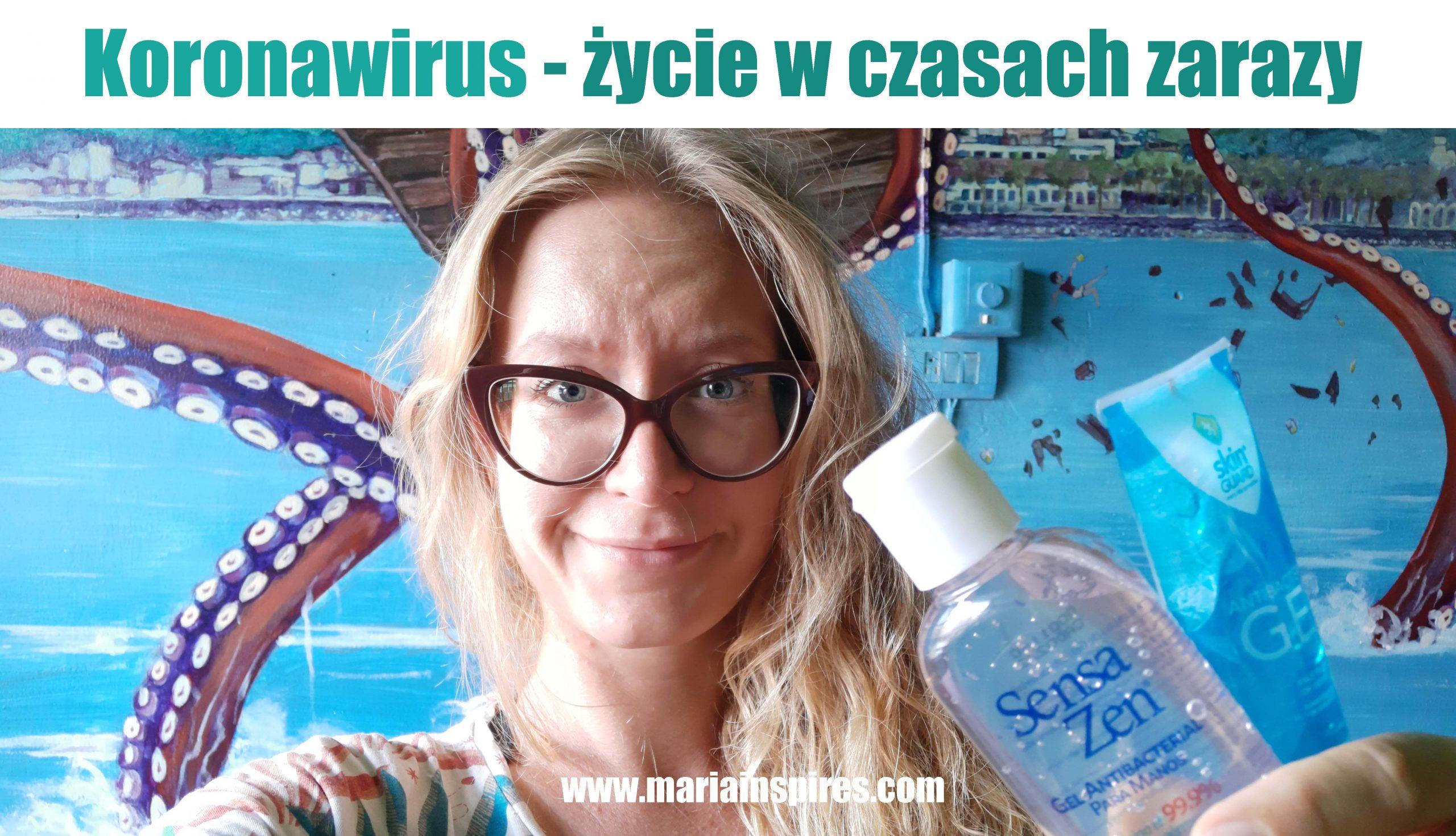 Koronawirus - życie w czasach zarazy w Polsce