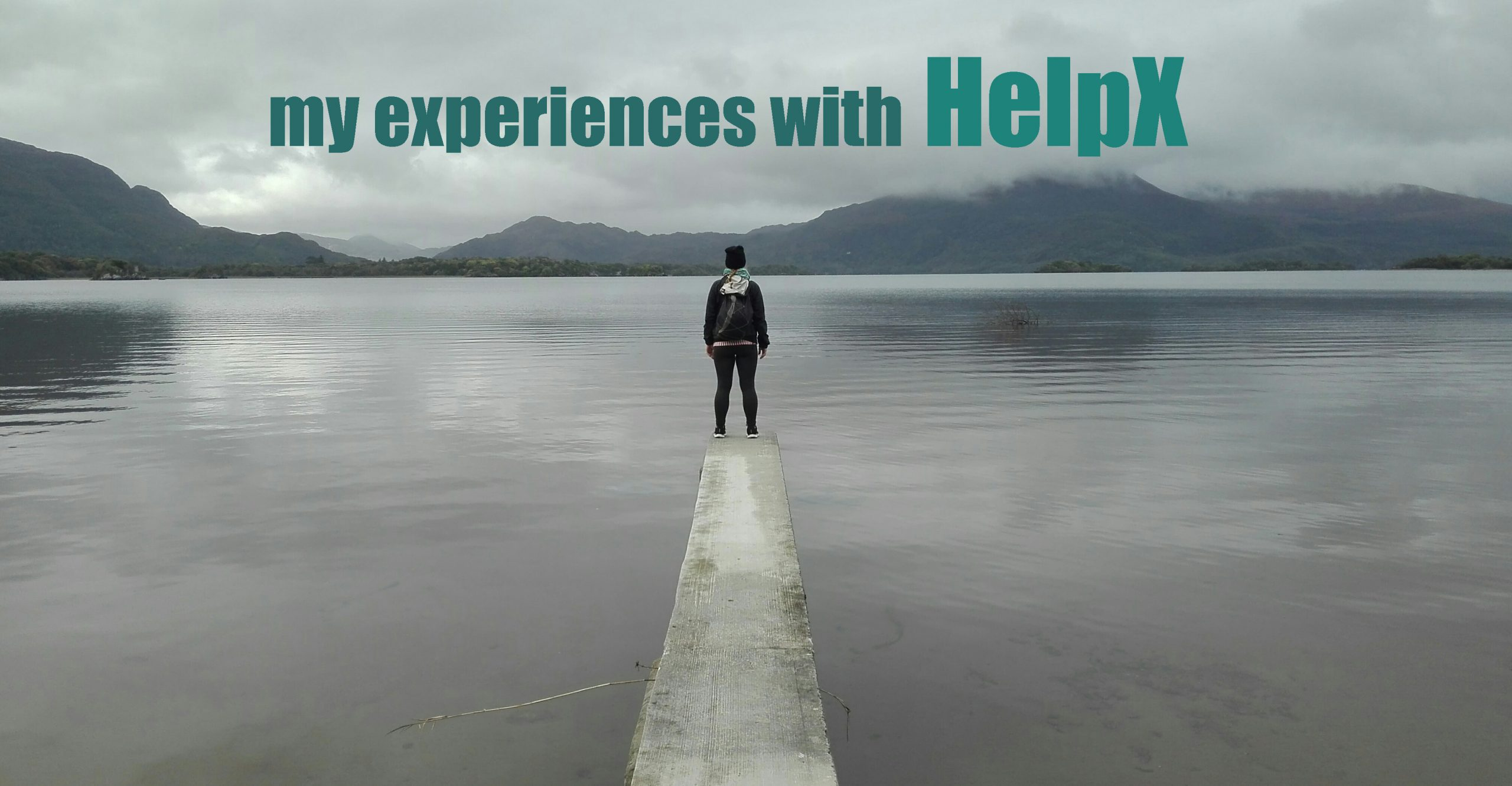 my experiences with Helpx